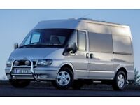 Ford Transit Camper Van Motorhome For Sale