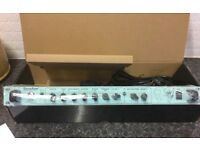 TECH 21 GEDDY LEE 2112 PREAMP NEW BOXED