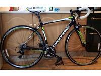 Cannondale Synapse Sora road bike