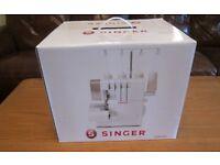 NEW Singer Overlocker 14SH754 with 3 year warranty - RRP £299 - GIFT OVERLOCK SEWING MACHINE