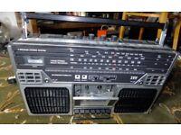 ITT stereo radio cassette recorder, repair or spares