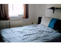 Calm little double room in 4 bedroom house