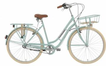 Hollandia Colorful damesfiets 53 cm N3 groen