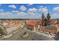 Join Us For A Coach Trip To Prague