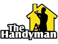 Handyman service, cheap, reliable & guaranteed work