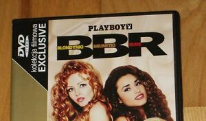 DVD * PLAYBOY movie * Blondes , Brunettes , Redheads - <span itemprop='availableAtOrFrom'>Gdynia, Polska</span> - DVD * PLAYBOY movie * Blondes , Brunettes , Redheads - Gdynia, Polska