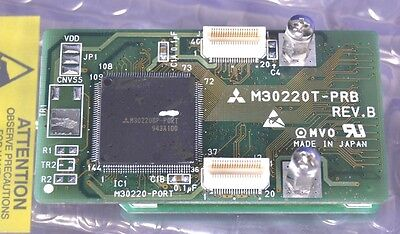 Renesas M30220t-prb Pod Probe For M30220 And M30221 Microcontroller Mcus