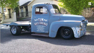 56 inter ratrod pickup South Morang Whittlesea Area Preview