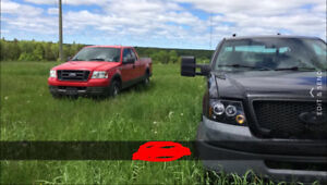 Bothf f150s for sale