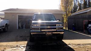 1996 Chevy Silverado 1500 4x4