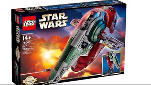 Brand new Lego 75060 Star Wars Ryde Ryde Area Preview