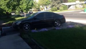 Mags 20 inch rims 245 35 20  tires good condition.