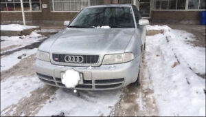 2001 Stage 2 Audi S4