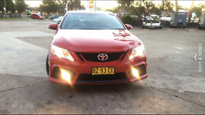 2012 Toyota Aurion Villawood Bankstown Area Preview