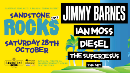 VIP tix to Sandstone Rocks ($200 each) 2 available
