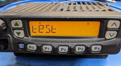Icom Ic-f621-2-tr Uhf Mobile Two-way Radio With Mounting Bracket
