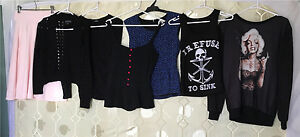 Assorted Rockabilly punk pinup ladies clothing starting from$7 Pine Mountain Ipswich City Preview