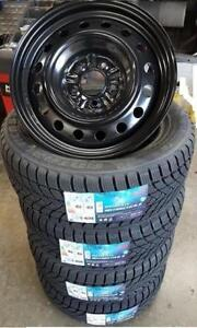 JSpec store, Chevrolet 2011-2018 Cruze 16 inch winter rims n tire package