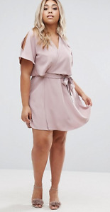 Brand New Gorgeous Rose Coloured Dress