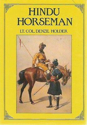 Hindu Horseman Lt. Col. Denzil Holder