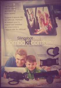 Support tablette Slingshot 360 (Neuf)// Tablet stand (New)