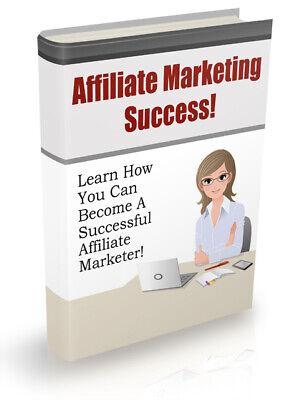 Affiliate Marketing Success Informaton Tips How To Make Money Marketing 26page