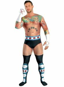 WWE Punk Spandex Suit