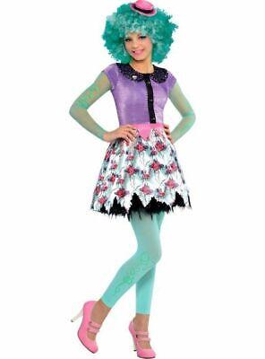 Swamp Monster Costume (LICENSED DELUXE HONEY SWAMP MONSTER HIGH CHILD GIRLS HALLOWEEN COSTUME XL)
