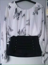 Butterfly Gypsy Top