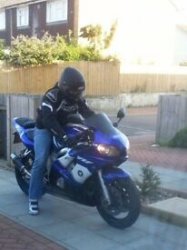 YAMAHA R6 open to offers