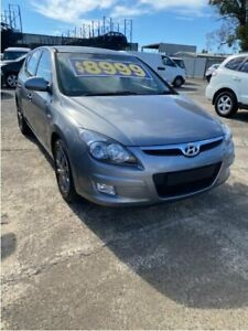 2012 Hyundai i30 FD MY12 Trophy Silver 5 Speed Manual Hatchback Campbellfield Hume Area Preview