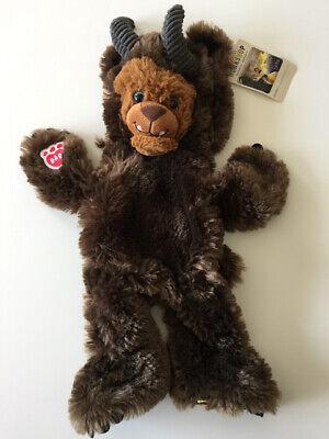 Beast Build a Bear Limited Edition Empty Skin Soft Toy Beauty & the Beast Disney
