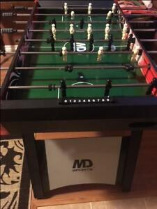 Foosball table by MD Sports