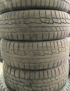 Nokian WR G2 All Weather 225/65/17=60-85% tread=4 tires $350