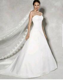 NEW Anna Sorrano 1215 Wedding Dress