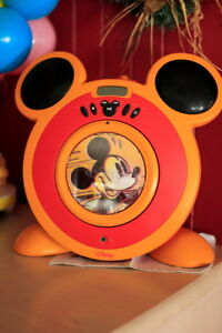 RADIO LECTEUR CD - MICKEY MOUSE