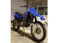 125cc Yamaha 2 stroke for sale.. (not suzuki, honda, ktm, kawasaki)