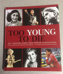 1 book Too Young To Die