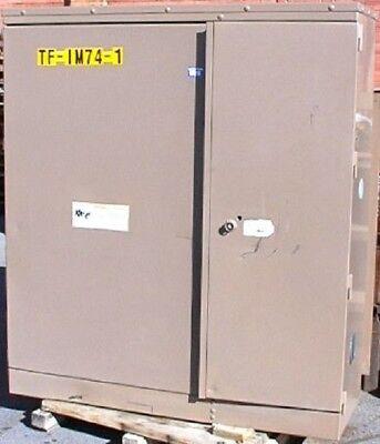 High Voltage Padmount Transformer 12470-480v 112.5kva