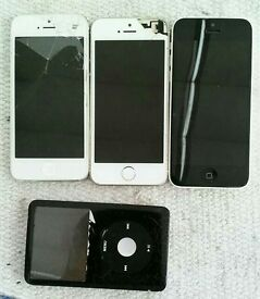 Joblot of Faulty Apple Devices