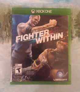 Fighter Within Xbox one $10.00