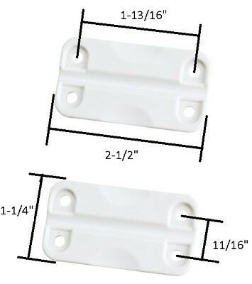 Genuine Igloo Cooler Replacement Parts Hinges w/ Screws