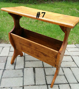 Assortement pieces of furniture The pieces are numbered West Island Greater Montréal image 3