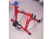 Tacx cycletrack turbo trainer