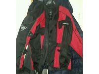 Motorbike jacket medium