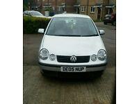Volkswagen Polo 1.2 5 door 2005 *LOW MILEAGE*