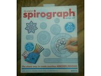 Brand New Spirograph and Doctor Doctor Game