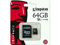 Kingston sd card 64gb class10 only post