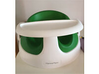 Mamas and papas Baby snug green chair