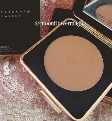 Victoria Beckham X Estée Lauder SAFFRON SUN 02 Bronzer 12g Ltd Edt NEW & BOXED